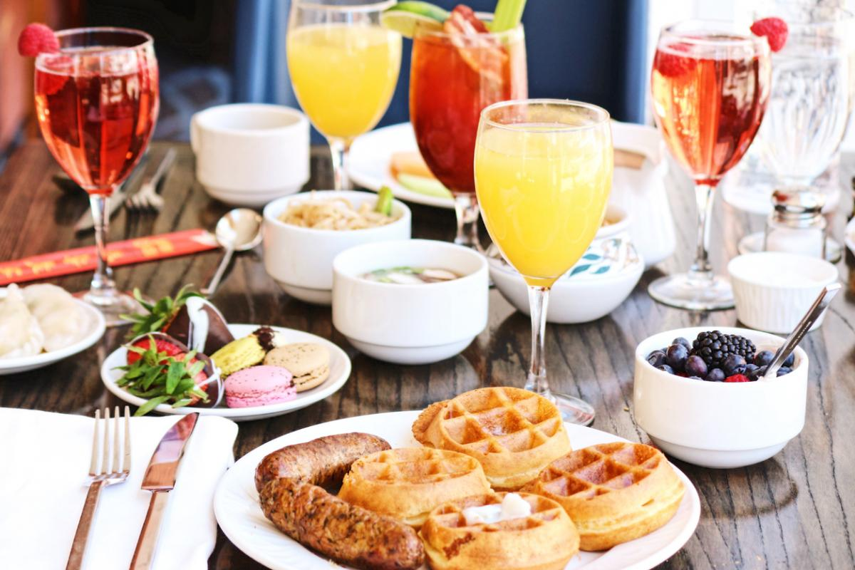 Wake Up To the Best Brunch Hot Spots in Houston