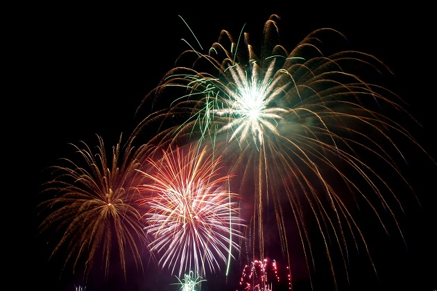 Where to See Fireworks for New Year's Eve in Baltimore