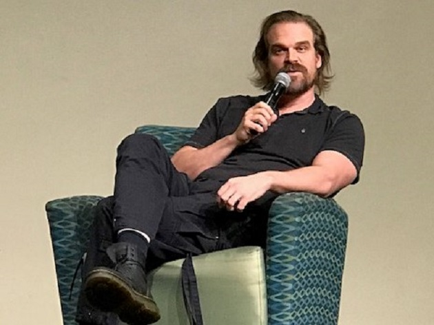 Stranger Things Fans Missing Jim Hopper Delighted to Find Out Actor David Harbour is Writing a Novel