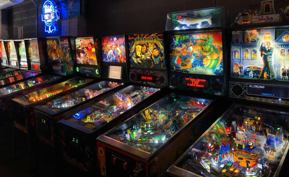 Top Gaming Bars in Charlotte | Arcade, Pool, and More