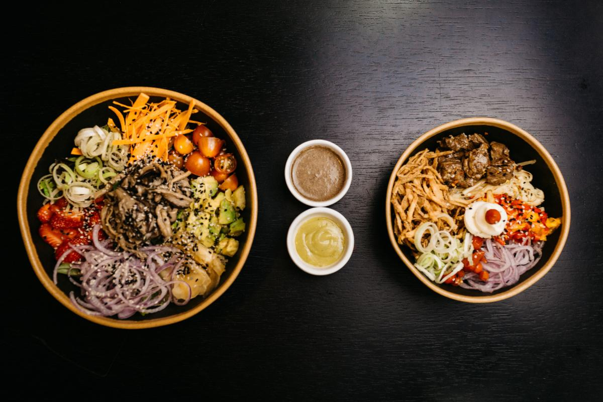 Where To Find The Best Poke Bowls in Charlotte