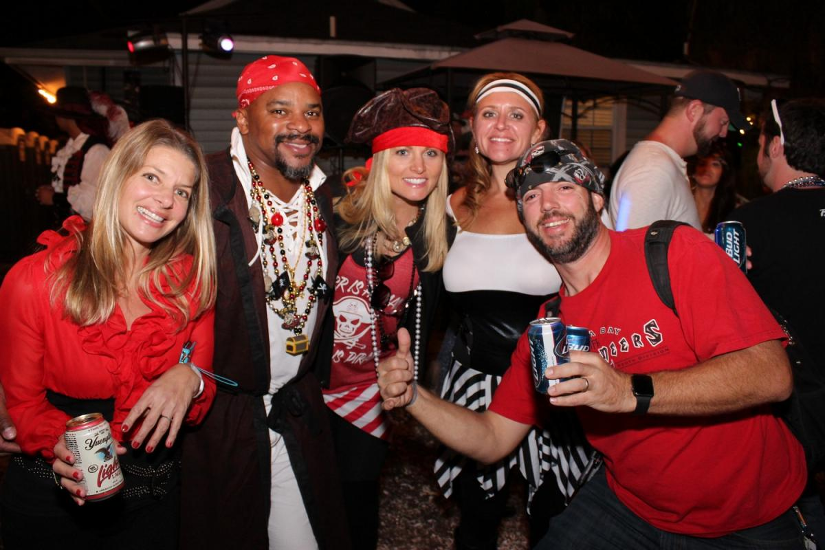 D-10 Society's Gasparilla After Party Is One You Can't Miss!