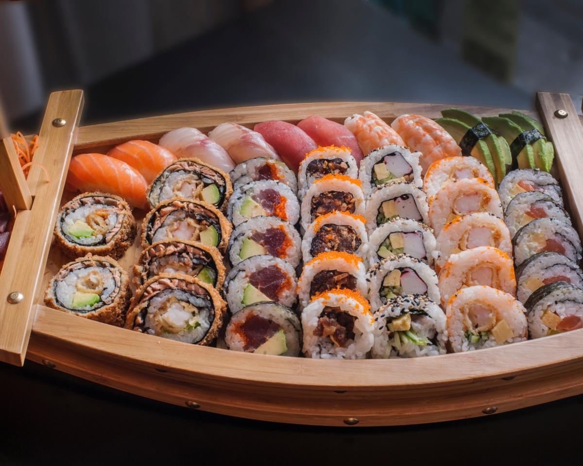 Top 10 Sushi Restaurants in Charlotte