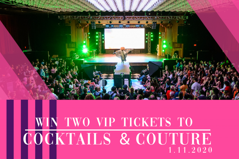 The Ritz| Enter To WIN 2 VIP TIckets to Cocktails & Couture!