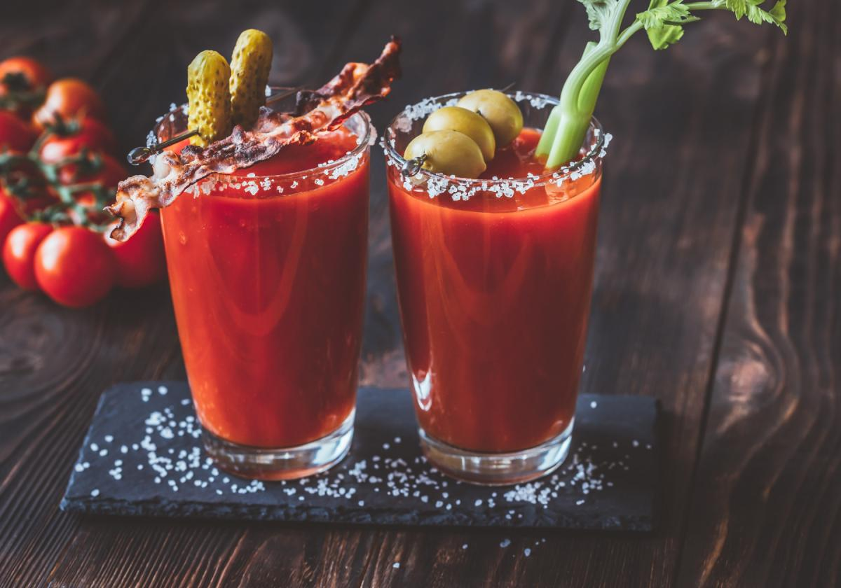 Best Bloody Marys In Fort Myers