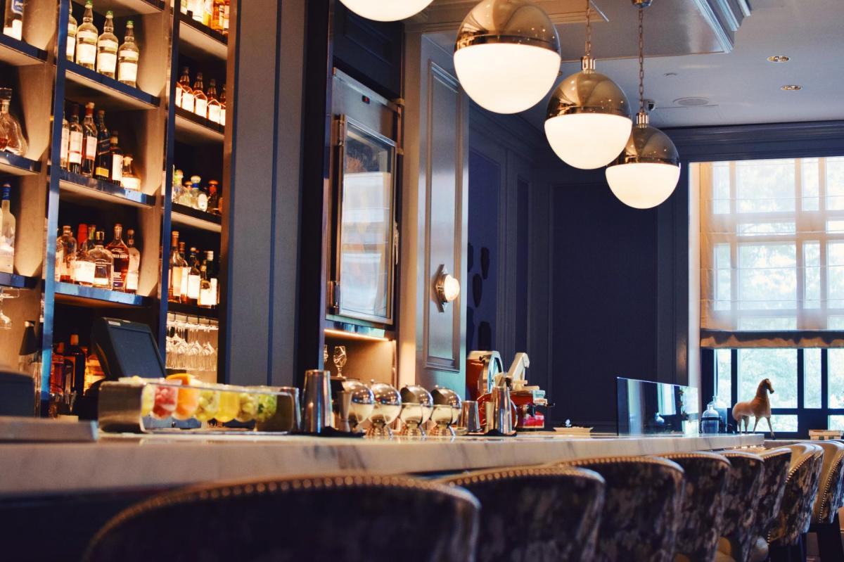 Hotel Bars in Atlanta Perfect for the New Year
