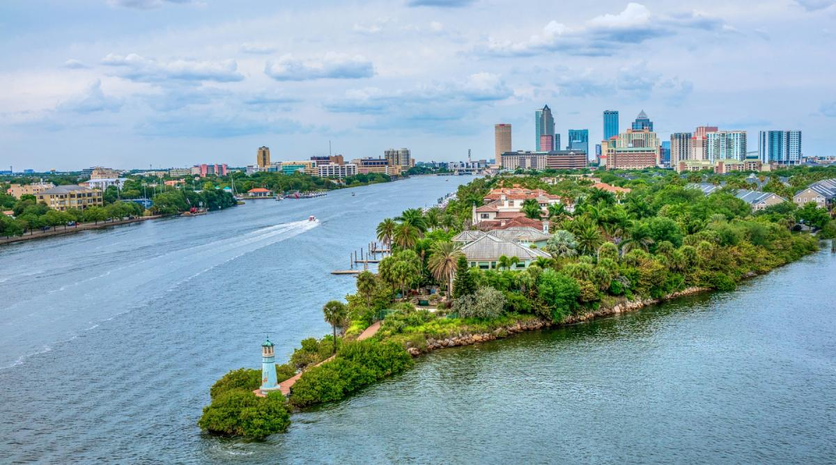 Best Up-and-Coming Neighborhoods in Tampa