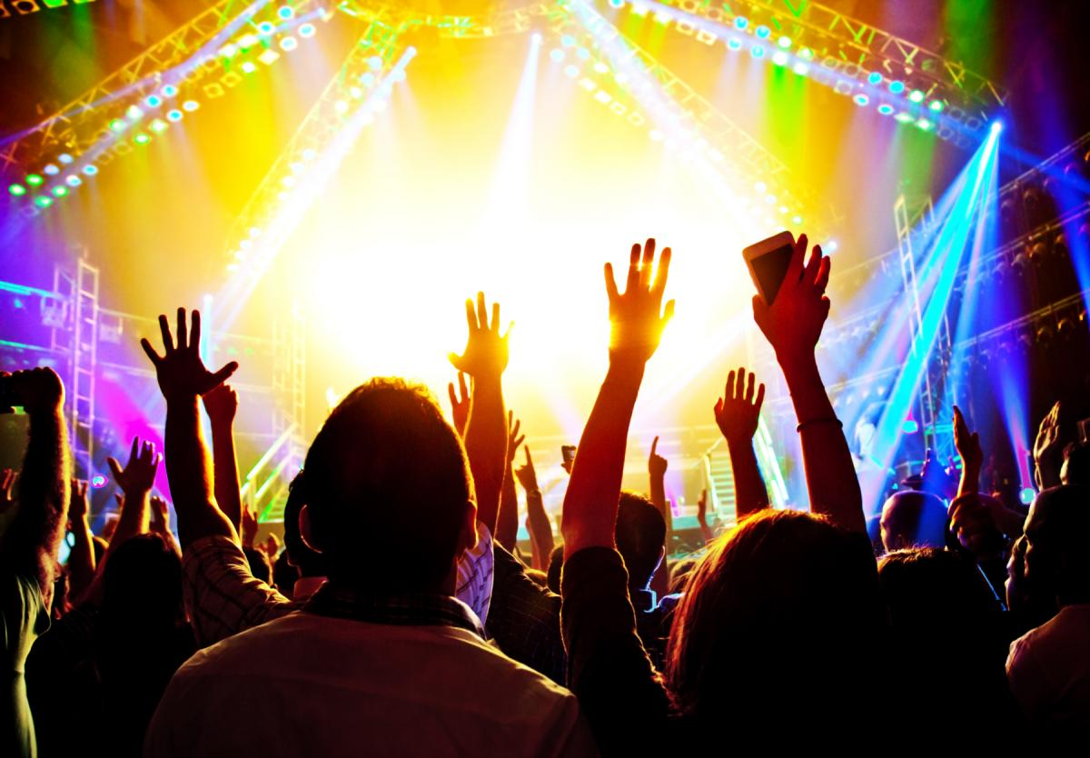 Concerts Coming To Daytona Beach During January, February and March