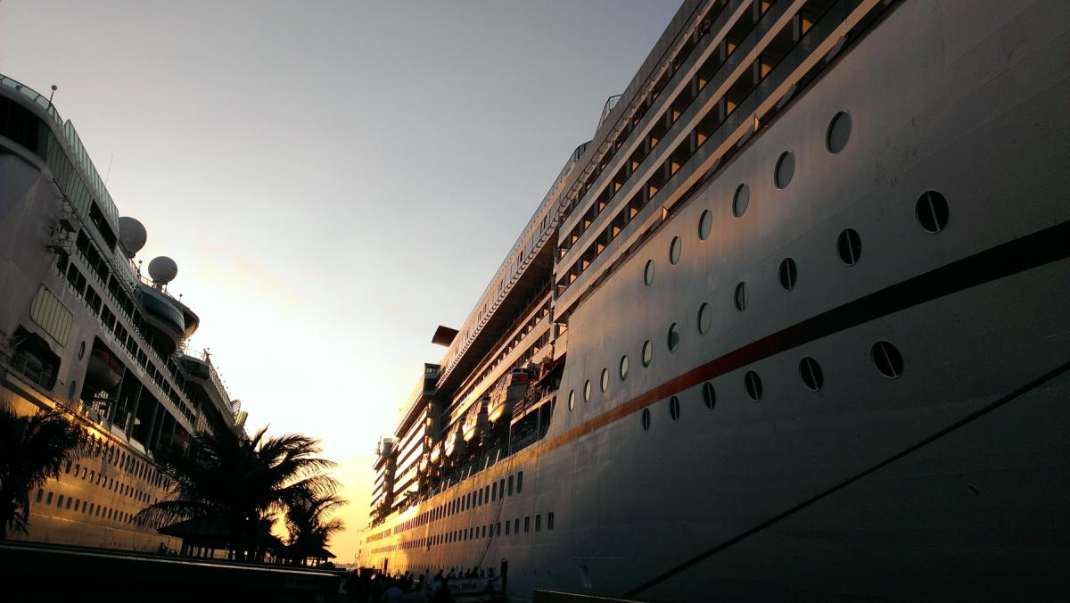 The Newest Cruise Ships For Your Next Vacation!