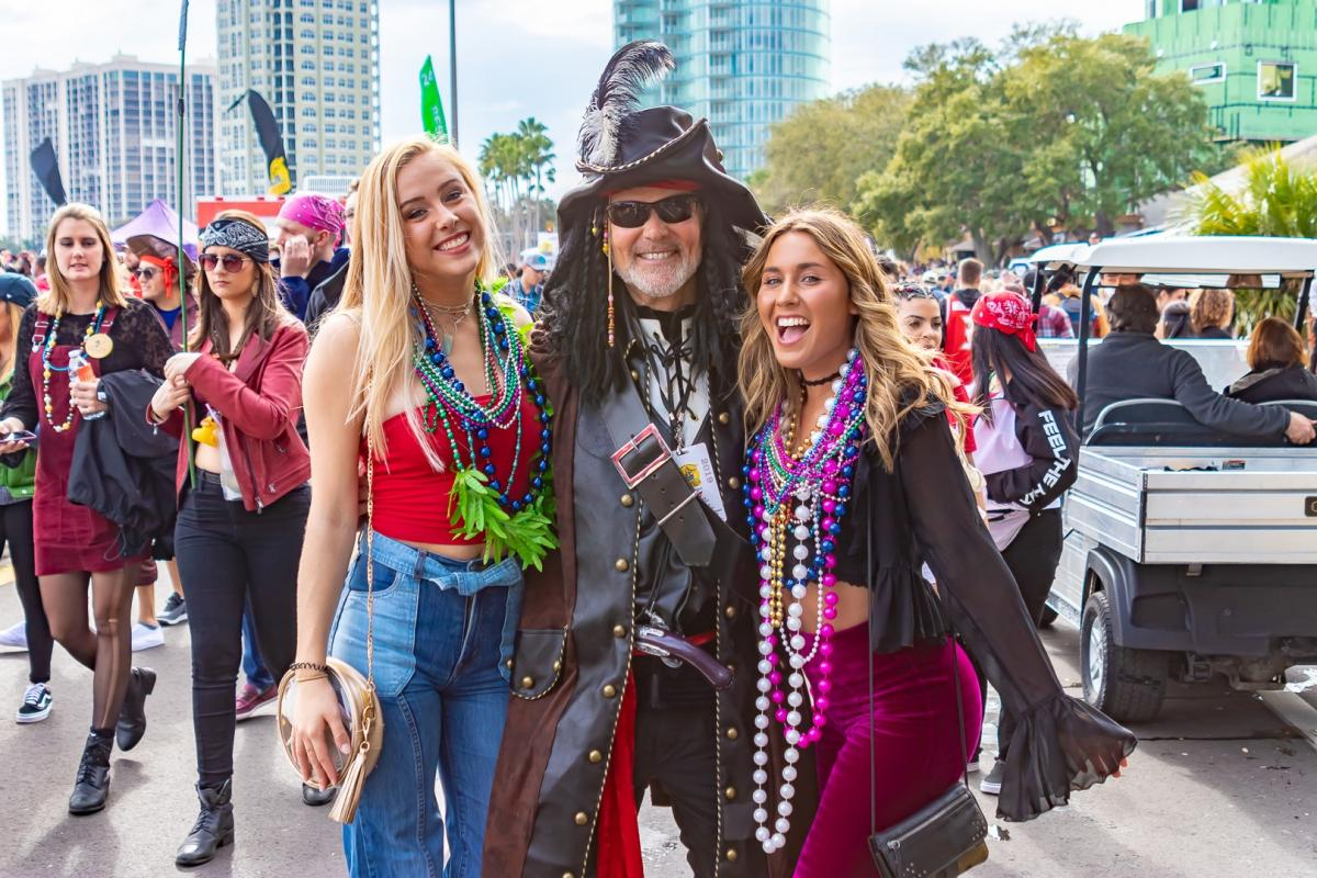 Things To Do in Tampa This Weekend | January 23rd-26th | Gasparilla Weekend