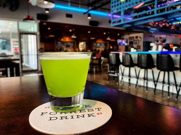 GenX Tavern in Downtown Tampa Transports You Back in Time to the '80s & '90s with a Themed Menu and Specialty Cocktails