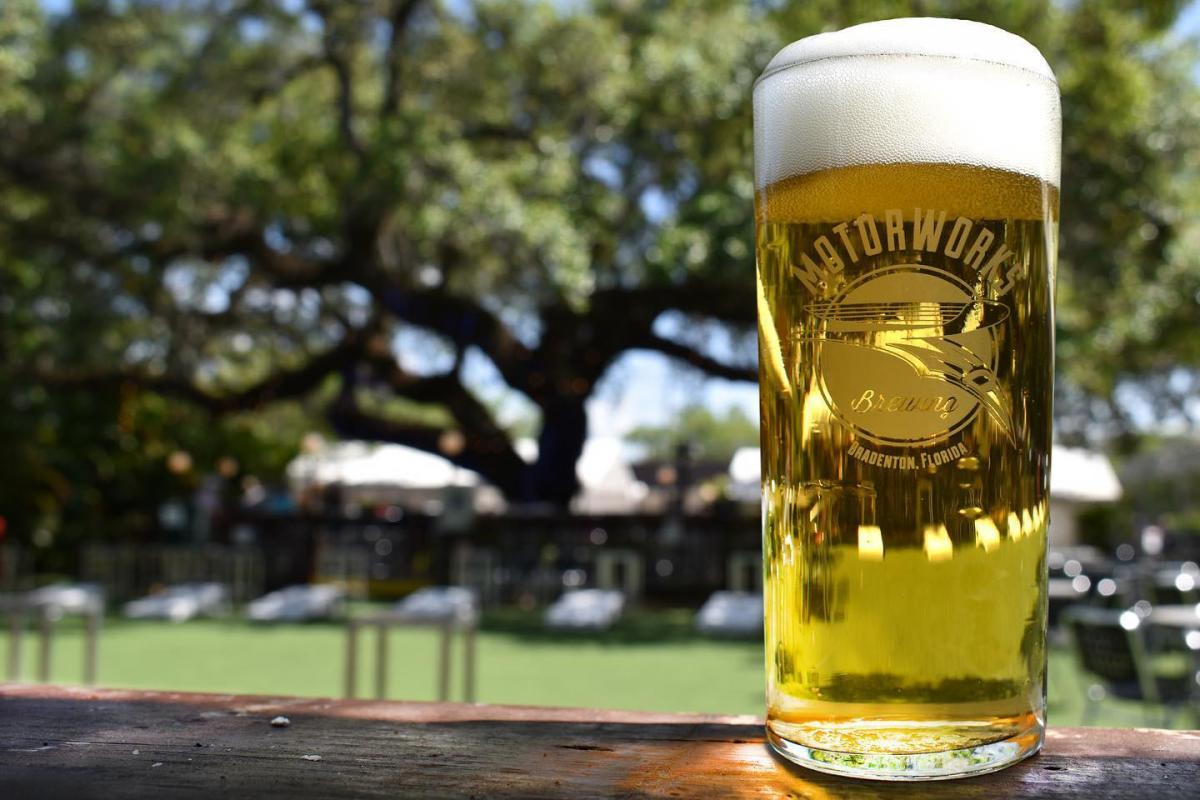 Breweries in Sarasota and Bradenton with Outdoor Seating