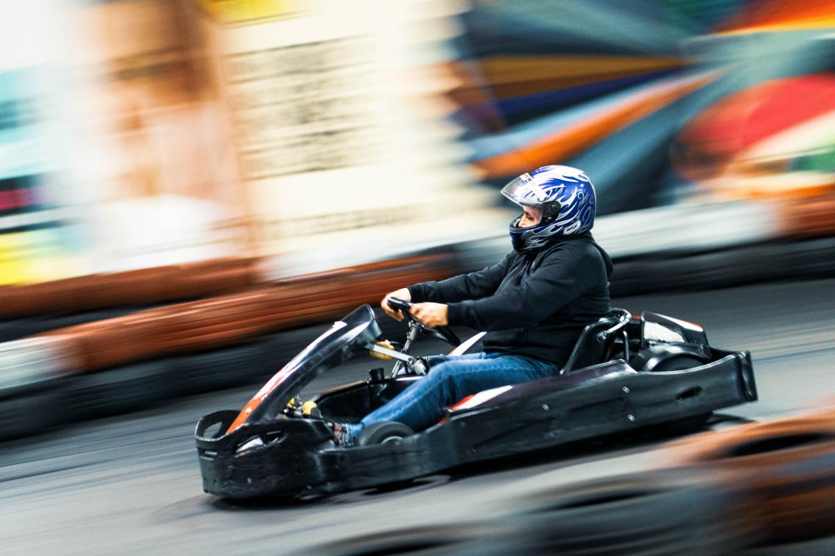 Where To Go Go-Kart Racing in Sarasota