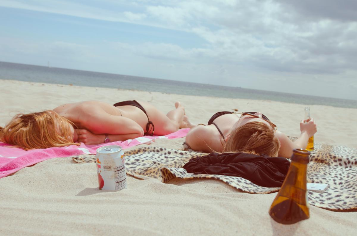 Best Places To Get a Tan in St. Pete and Clearwater