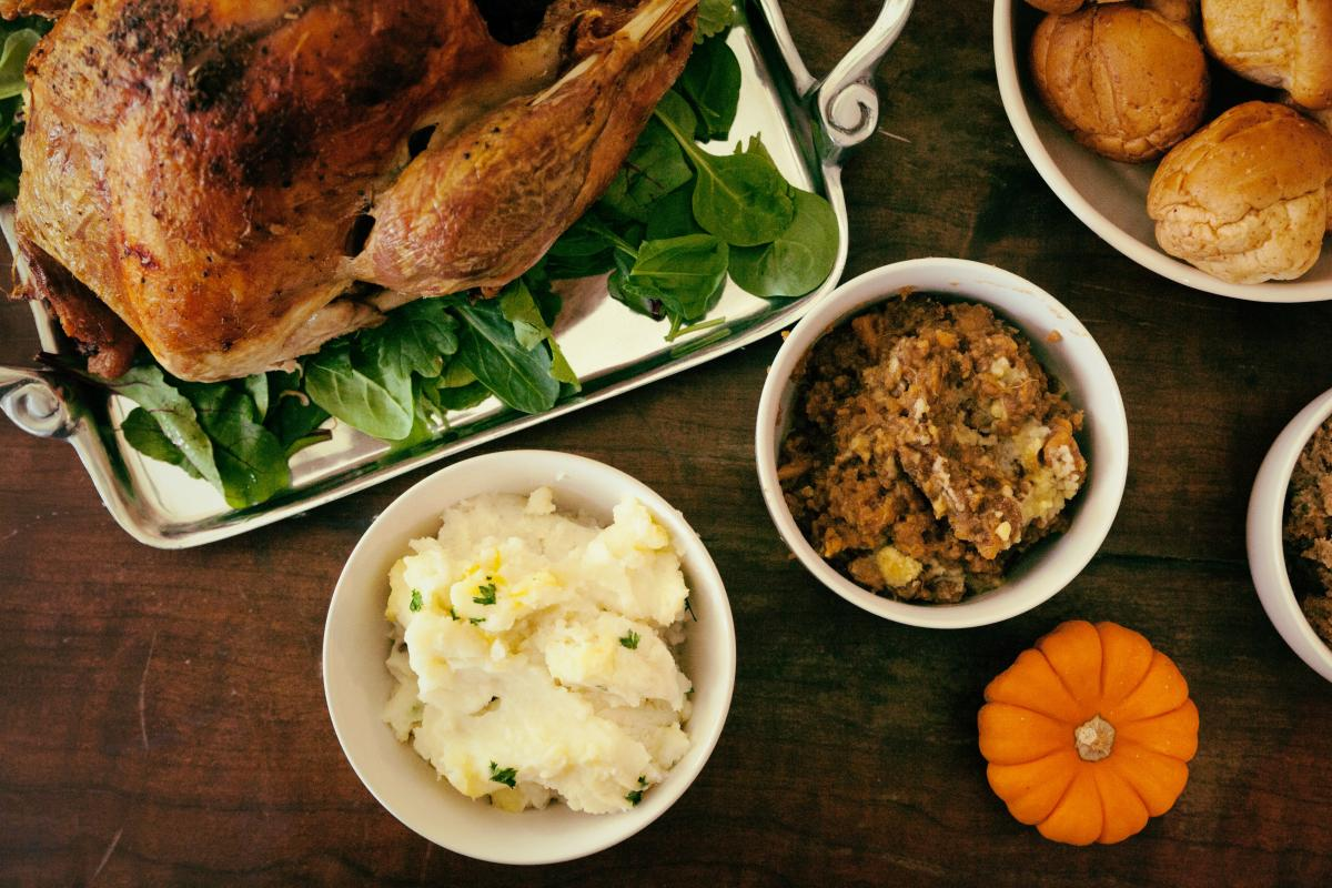 Skip Cooking With The Best Thanksgiving Dinner To-Go in Orlando
