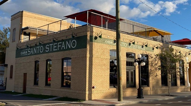 Casa Santo Stefano Restaurant in Ybor City Pays Tribute to Sicilian Culture and Food