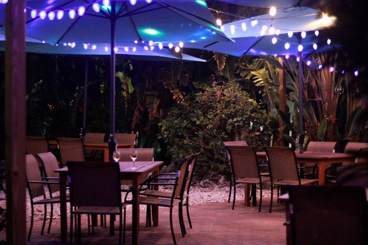 Enjoy Authentic German Food and Live Music Nights at This Cozy Restaurant in Bradenton with Outdoor Seating
