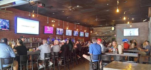 Brunch is Back at Brewster's Tavern in Downtown Sarasota
