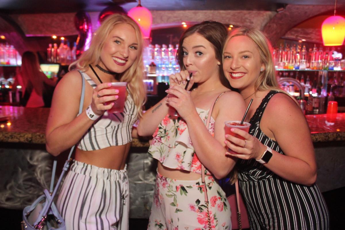 Best Spring Break Bars in Tampa