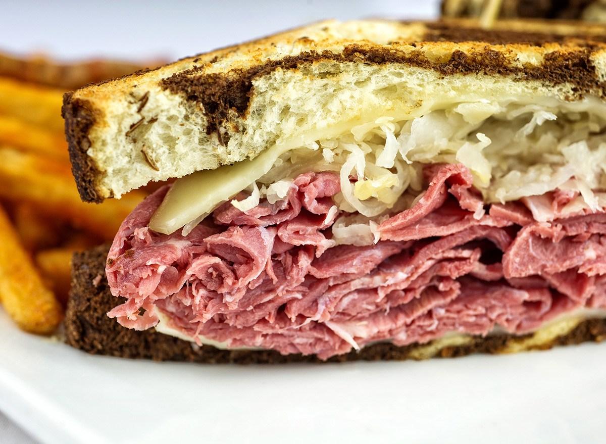 Where To Find The Best Reuben Sandwiches in Orlando