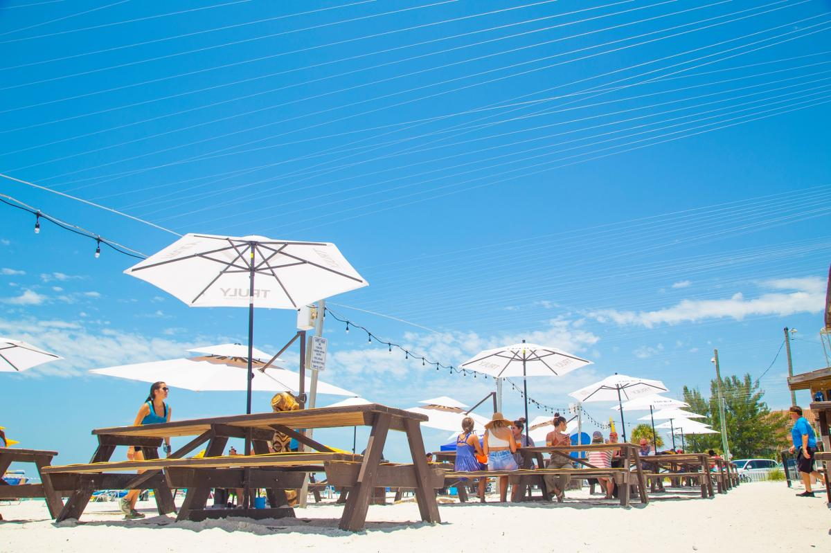 Oceanfront Restaurants in St. Pete Beach and Clearwater Beach
