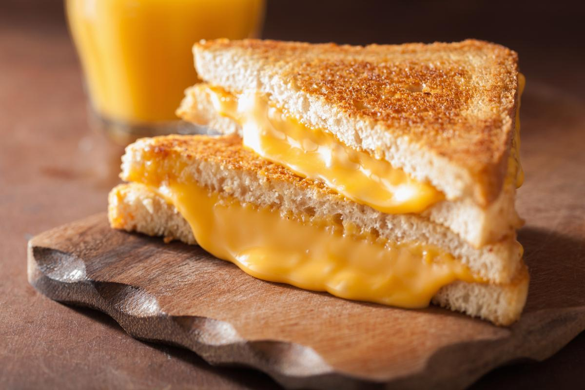 The Best Grilled Cheese in Pensacola | National Grilled Cheese Sandwich Day in Pensacola