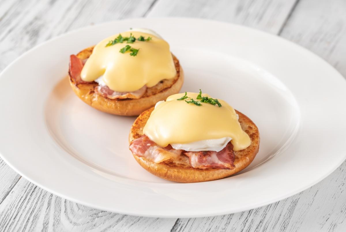 Best Eggs Benedict in Miami | National Eggs Benedict Day