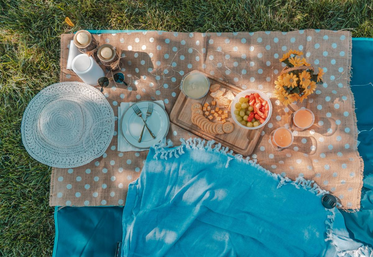 Best Places For A Picnic in Orlando
