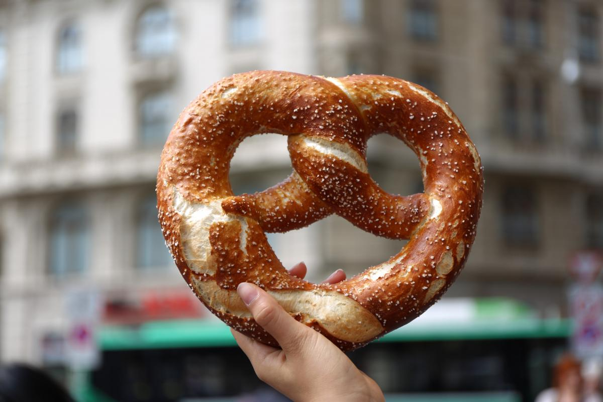 Where To Find The Best Pretzel in Fort Myers