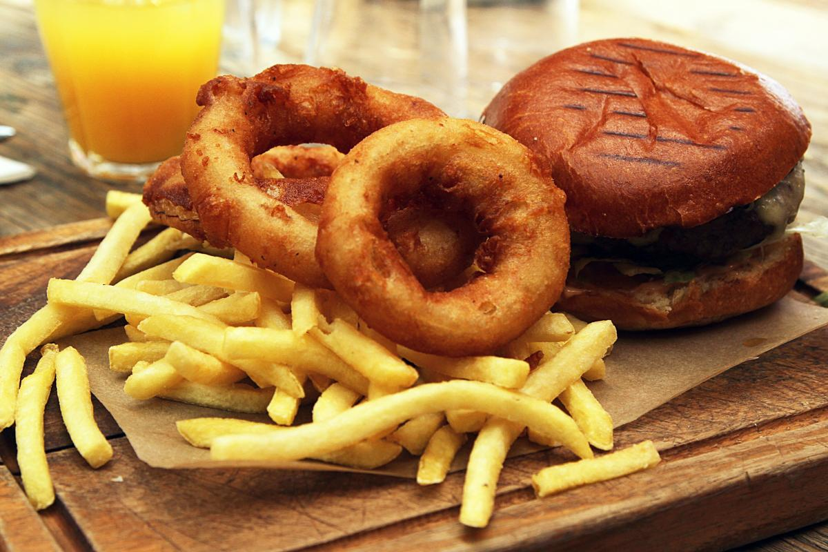 Best Onion Rings in Tampa