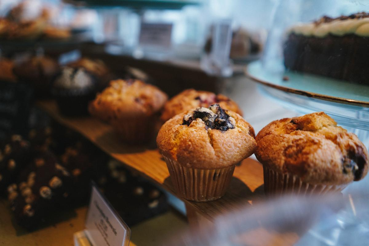 Best Muffins in St. Pete and Clearwater