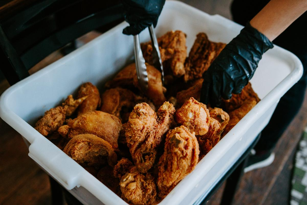 Where To Get the Best Fried Chicken in Dallas