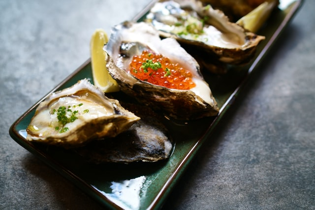 Fresh Oysters in St. Pete and Clearwater