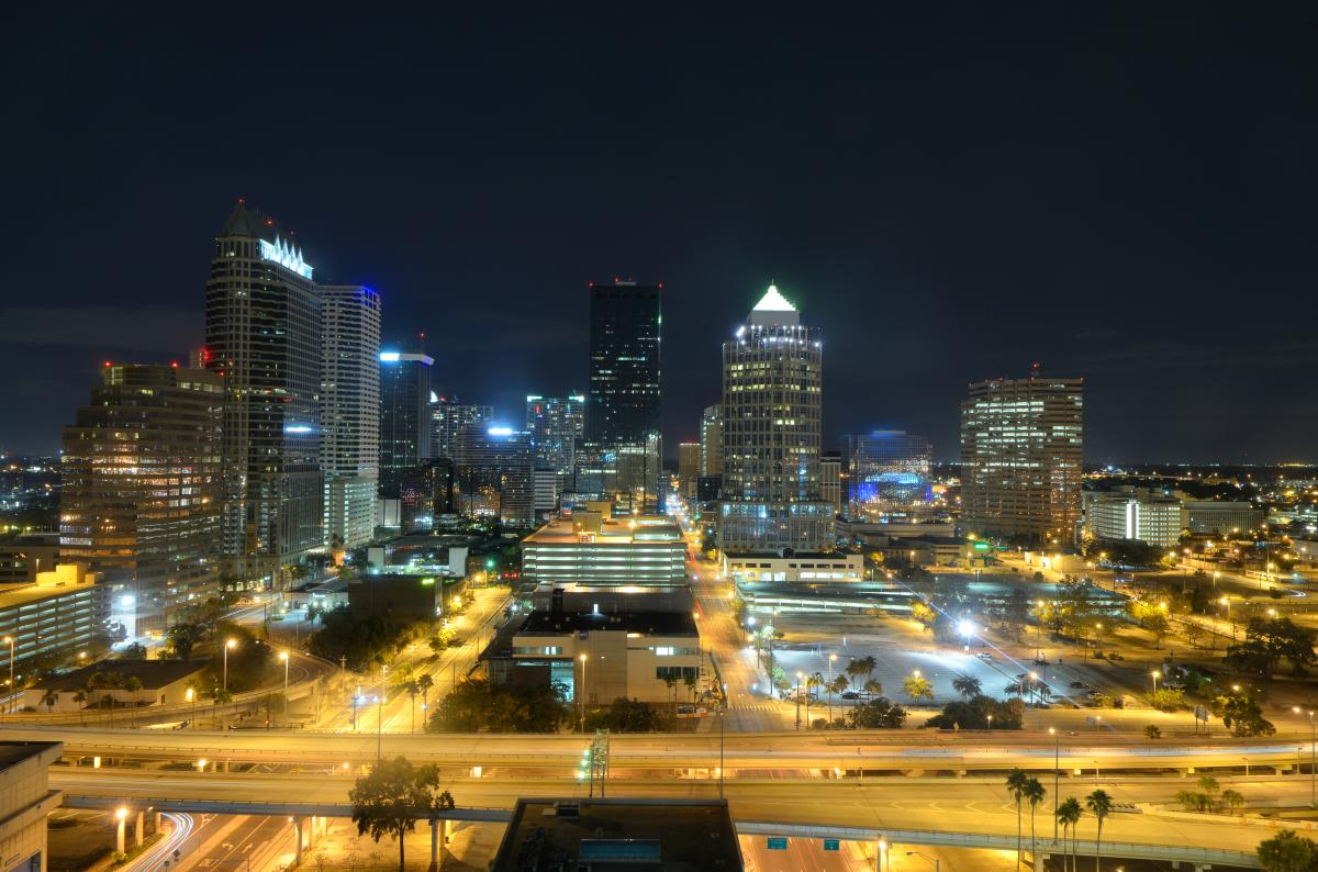 Things To Do in Tampa At Night
