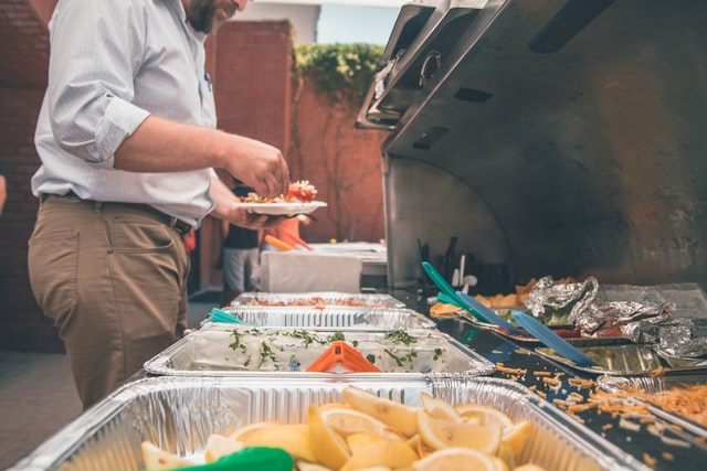 Catering For Labor Day in St. Pete and Clearwater