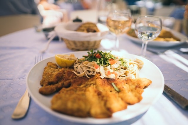 Restaurants With Wiener Schnitzel in St. Petersburg and Clearwater