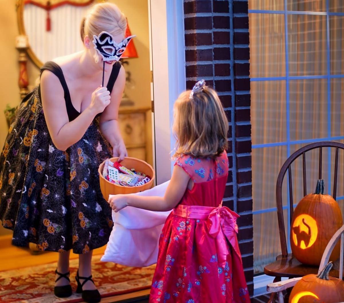 Trick or Treating Events in Orlando