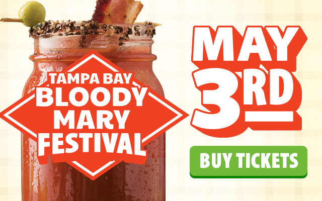 Sunday Bloody Sunday   Tampa Bay Bloody Mary Festival   May 3rd, 2015