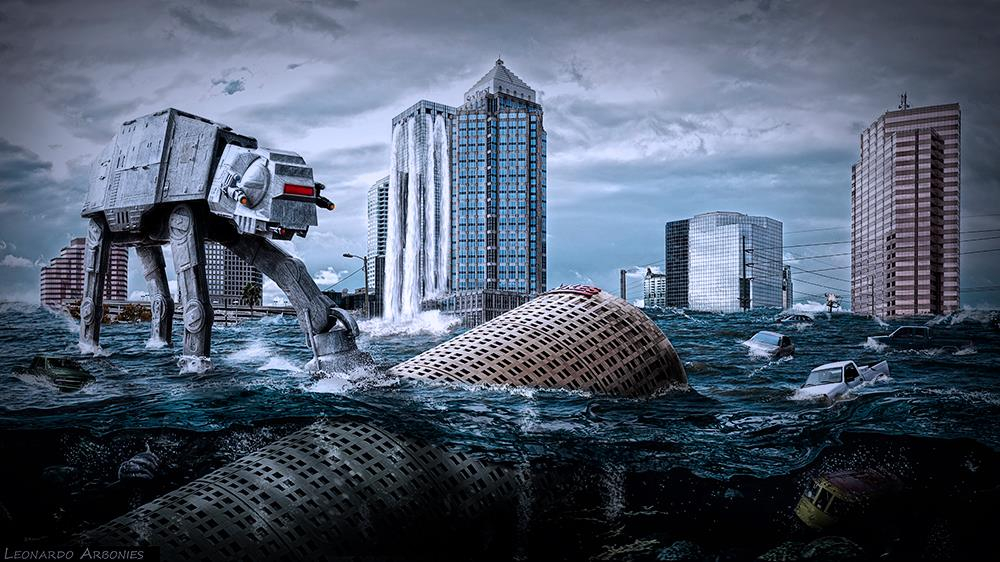 If You Haven't Noticed...Tampa is in Deep Water!