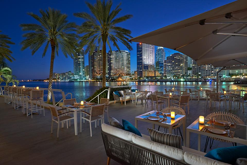 Restaurants on the Water in Miami | Upscale, Affordable, and More