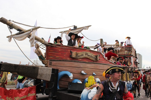 Gasparilla History | What is Gasparilla & Why Do We Celebrate?