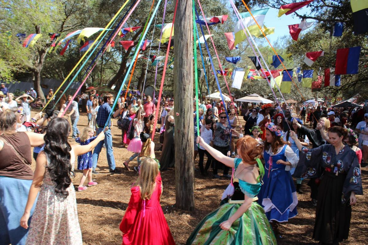 The Bay Area Renaissance Festival Returns for Weekends Full of Themed Entertainment, Games, Food and Fun!