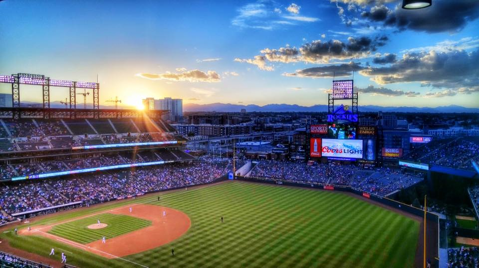 Restaurants Near Coors Field | Sports Bars, Delicious Eats
