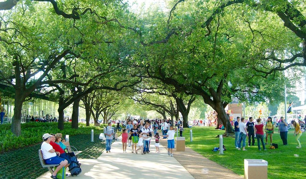 Summer Activities in Houston, Texas