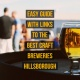 Easy Guide with Links to the Best Craft Breweries | Hillsborough