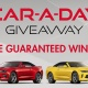 Camaro Giveaway Every Day in August at Seminole Hard Rock | Tampa