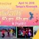 My Hope Chest Hosting Nighttime Butterfly GloWalk and 5K Fun Run Saturday, April 14