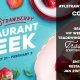 Take a Strawberry Selfie During the Florida Strawberry Restaurant Week!