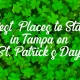 Best Places To Stay For St. Patrick's Day in Tampa