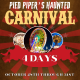 Pied Piper's Haunted Carnival at Armature Works Is Set For Halloween in Tampa